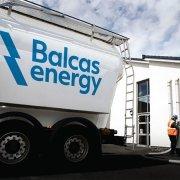 Balcas Energy wood pellets