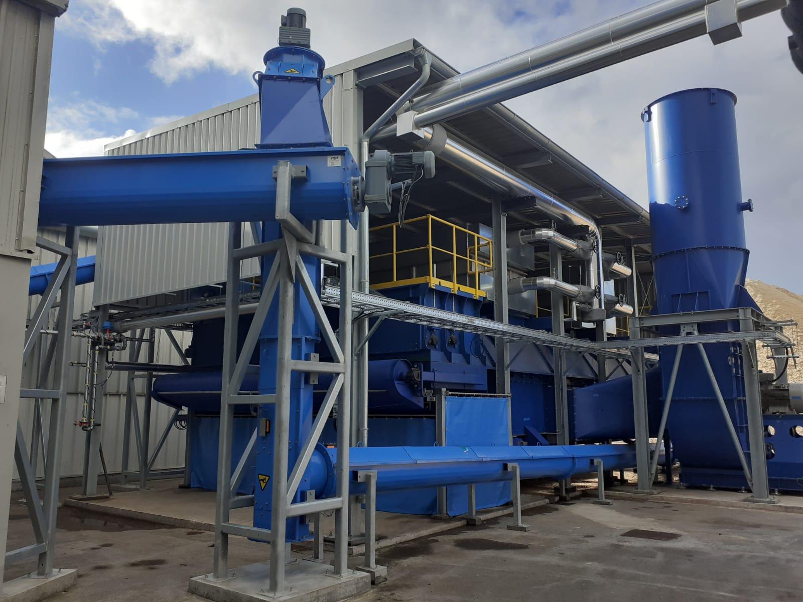 manufacturer of wood pellets