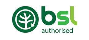 BSL Authorized LOGO